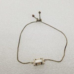 Kendra Scott Phillipa Rose Gold Chain Bracelet